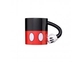 3d mug arm mickey mouse 350ml 2