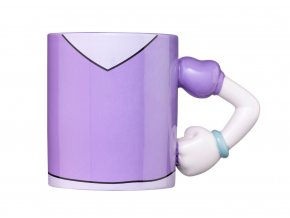 3d mug arm daisy duck 350ml