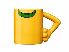 3d mug arm pluto 350ml