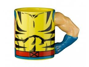 3d mug arm wolverine 350ml