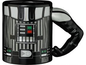 3d mug arm darth vader 350ml
