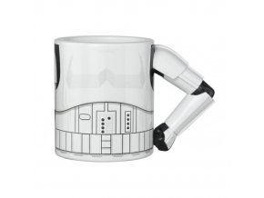 3d mug arm stormtrooper 350ml