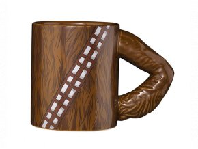 3d mug arm chewbacca 350ml