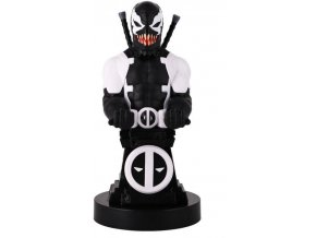 venompool deadpool back in black phone controller holder cable guys