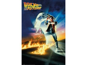 poster back to the future návrat do budoucnosti plakat one sheet