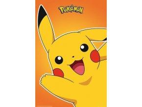 pokemon poster pikachu