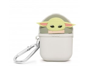 star wars mandalorian AirPods Case the child baby yoda grogu