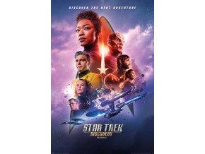 poster star trek discovery next adventure plakat