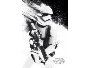 poster plakat stormtrooper star wars