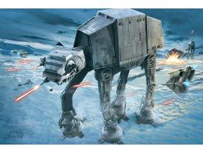 poster plakat AT AT Attack star wars