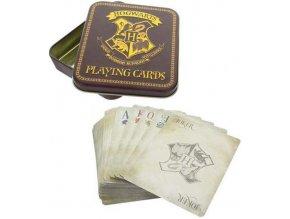 Hrací karty Harry Potter - Erby