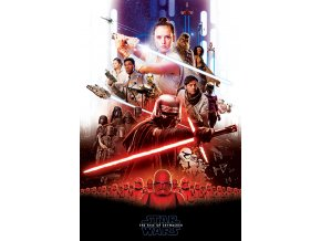 poster plakat The Rise of Skywalker Epic star wars