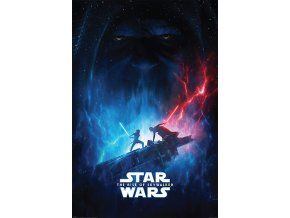 poster plakat The Rise of Skywalker Galactic Encounter star wars