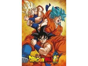 poster dragon ball super plakat Goku