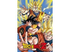 poster dragon ball z plakat Goku