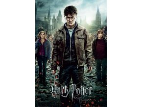 poster harry potter plakat relikvie smrti One Sheet deathly hallows