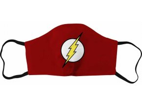 dc comics flash rouska logo