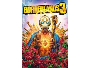 poster plakát Borderlands 3 cover