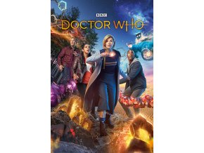 poster plakát doctor who Chaotic