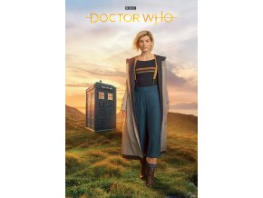 poster plakát doctor who 13th Doctor