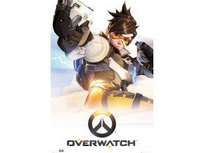 poster plakat OVERWATCH Key Art