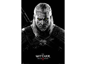 poster plakat THE WITCHER zaklinač Toxicity Poisoning