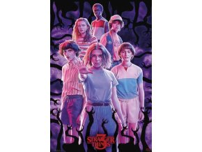 poster plakat stranger things Season 3