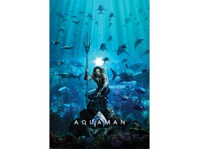 poster plakát AQUAMAN Teaser