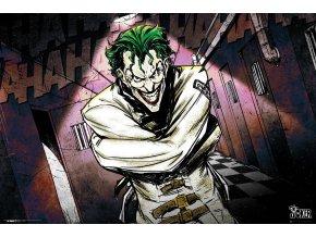 poster plakát BATMAN Joker Asylum