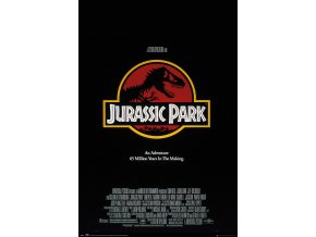 poster plakát JURASSIC PARK
