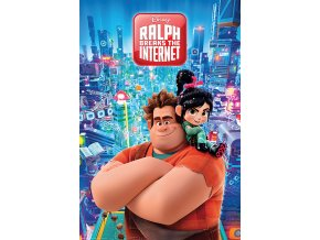 poster plakát DISNEY Ralph Breaks the Internet