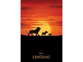 poster plakát DISNEY The Lion King Long Live the King lví král