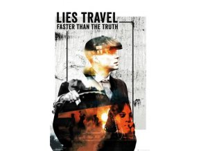poster plakát PEAKY BLINDERS Lies Travel