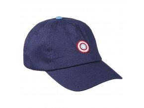 marvel captain america detska ksiltovka logo