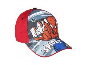 marvel spiderman detska baseballova cepice ksiltovka spidey