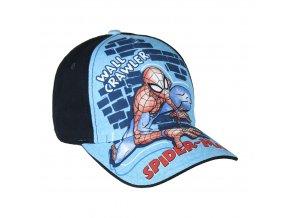marvel spiderman detska baseballova cepice ksiltovka wall crawler