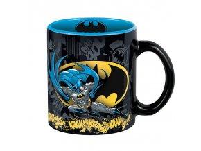 hrnek dc comics batman action