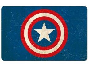Jídelní podložka Captain America