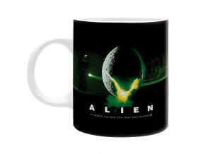 alien vetrelec hrnek egg 3
