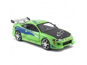 fast and furious rychle a sbesile model auta brians mitsubishi eclipse