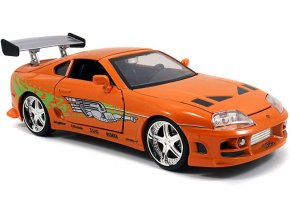 fast and furious rychle a sbesile model auta brians toyota supra