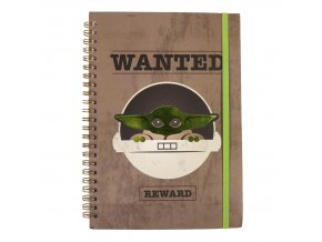 star wars mandalorian kroukovy blok wanted reward