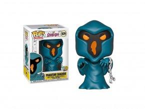 figura funko pop scooby doo! phantom shadow 50years