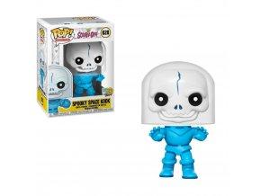 figura funko pop scooby doo! spooky space kook 50years