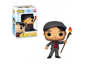 figura funko pop mary poppins returns jack the lamplighter