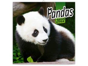 poznamkovy kalendar pandy 2022 30 30 cm 274601 31