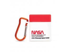 nasa airpods case worm logo 6