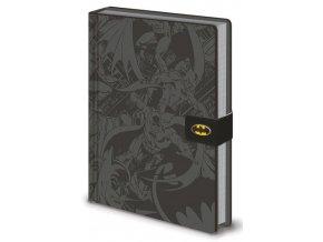 Luxusní blok A5 Batman