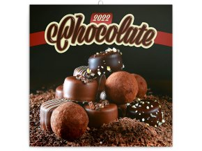 poznamkovy kalendar cokolada 2022 vonavy 30 30 cm 81180 31