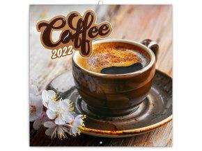 poznamkovy kalendar kava 2022 vonavy 30 30 cm 193290 31